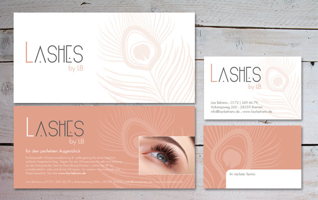 Lashes by LB